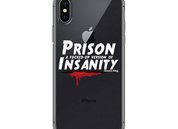 iPhone Case White Print
