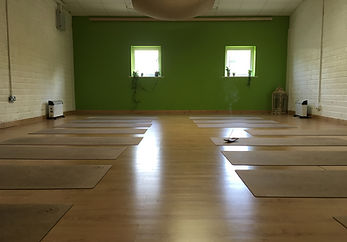 Sacred Body Studio, Yoga, Pilates and Mindfulness room
