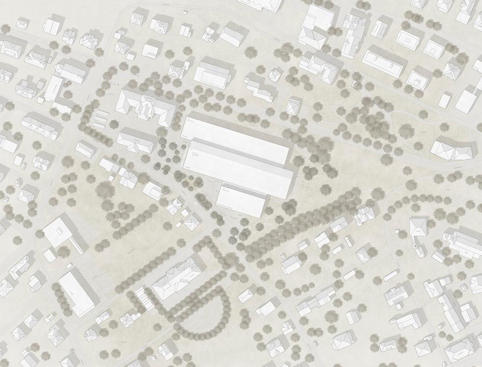 Technische Fachschule, Burgdorf 1. Preis - 2020
