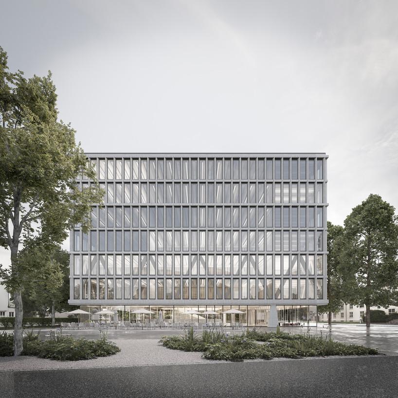 Berufsfachschule Winterthur 1. Preis, 2019