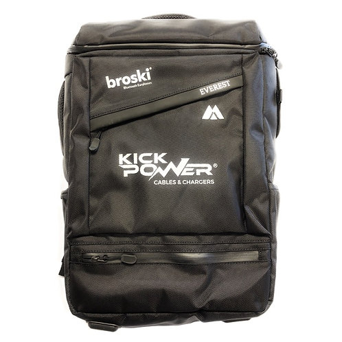 KickPOWER & broski Official Backpack