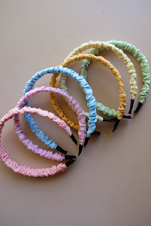 SUSPENDERS HEADBANDS ( 6 COLORS )