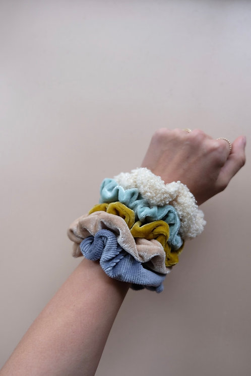 PETAL SCRUNCHIE PACK