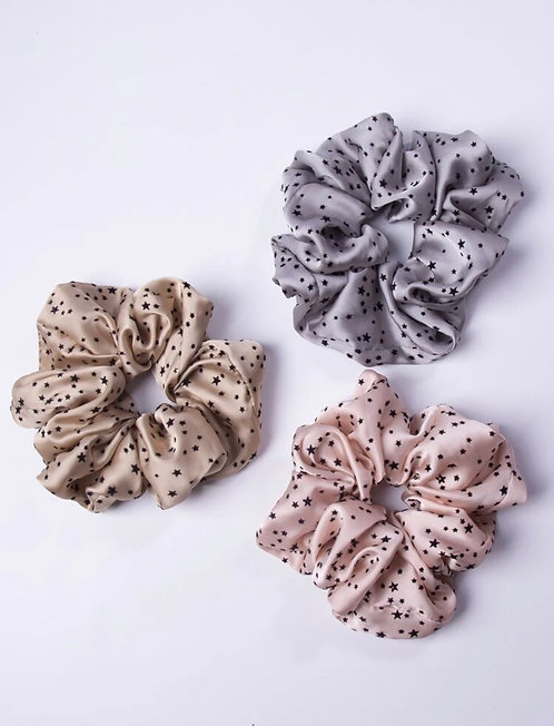 A STAR IS BORN OVERSIZE SCRUNCHIE ( 3 COLORS )