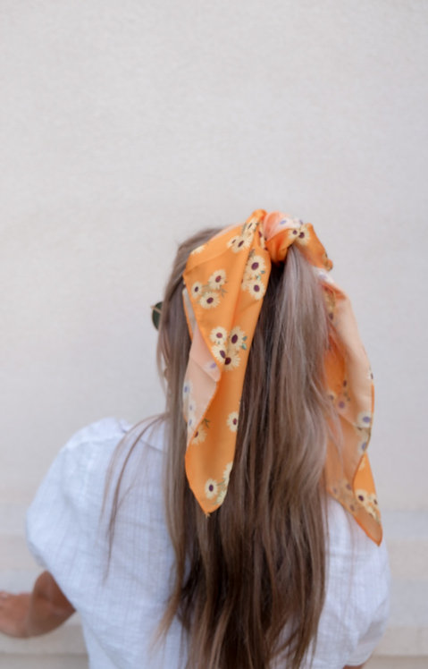 SUNFLOWER SEED BANDANA