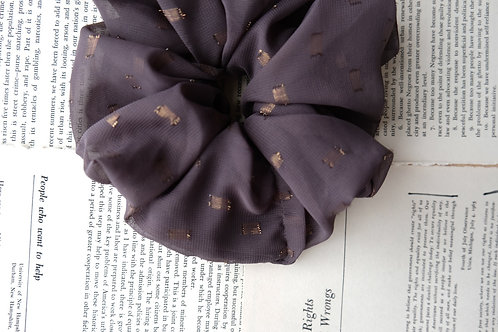 ASH ATTACK OVERSIZED SCRUNCHIE