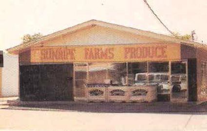 Sunripe Sarnia's first location in 1982