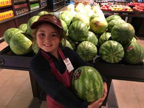 Watermelon With Savannah