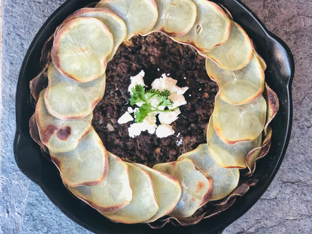 Not-So-Traditional Galette