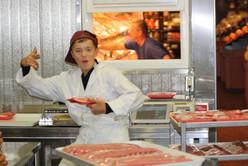 Ryall Wrapping Ontario Pork Chops