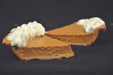 Oma's Pumpkin Pie