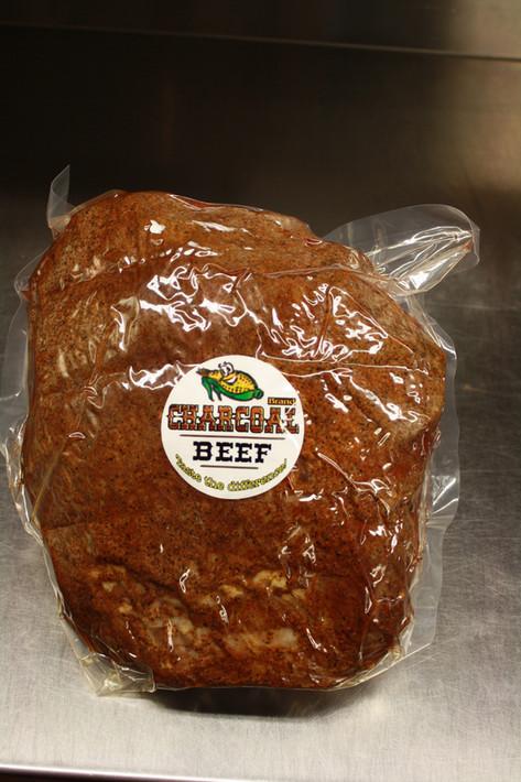Charcoal Roast Beef