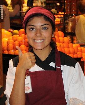 Happy Sunripe Employee