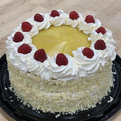 Berry Lemony Cake