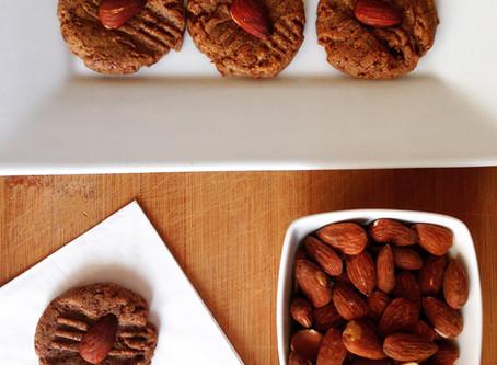 4 Ingredient Almond Cookies