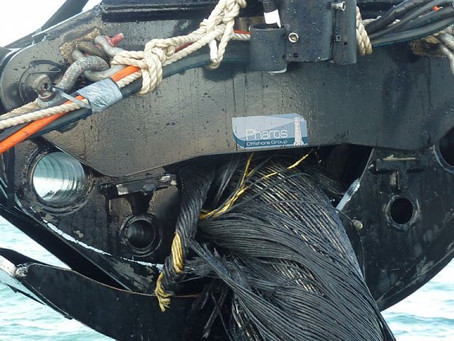Successful repair for London Array leads to further work for the Subsea Hydraulic Cable Grab.