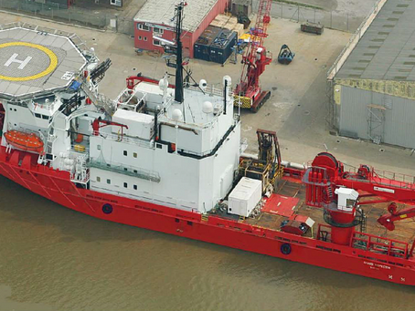 Pharos Offshore Strikes a 12 month deal for the Deepsea Worker