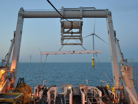 Pharos Offshore completes Diver-less Export Cable Repair for London Array