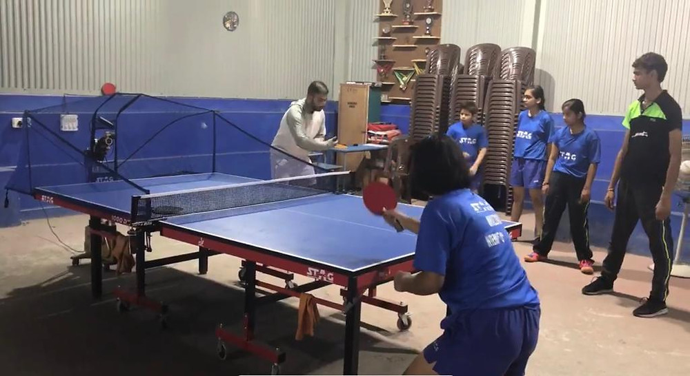 Table Tennis acedemy in haridwar