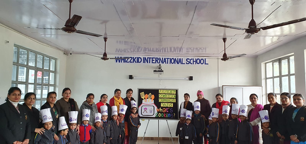 Best school in haridwar | whizzkid international school