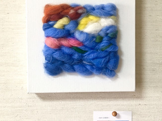 wool on the wall @博多阪急