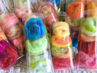 糸紡ぎ体験WS@ おうちスタイル