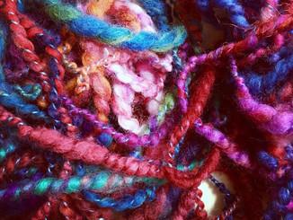 オーダーの毛糸