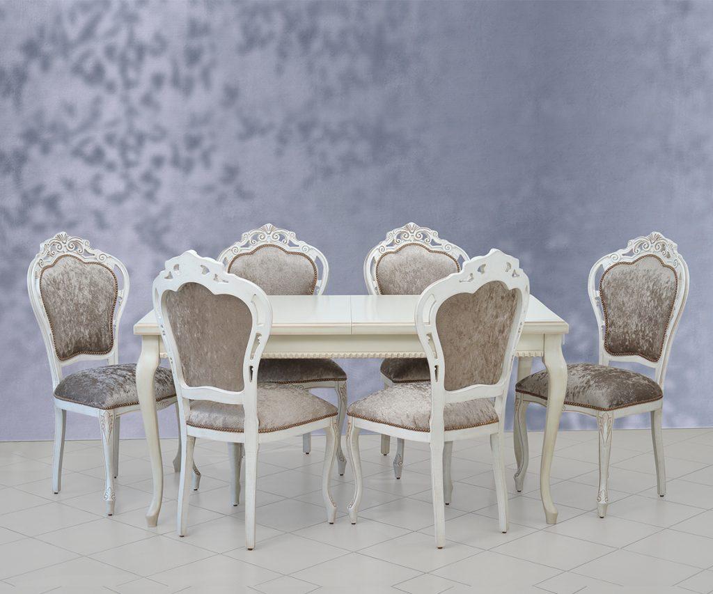 Sto Barok i stolica KŠ duborez