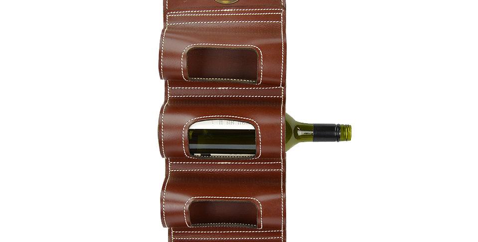 4 Bottle Hanging Wine Sling