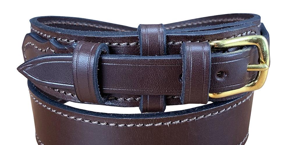 Ranger Leather Belt Brown