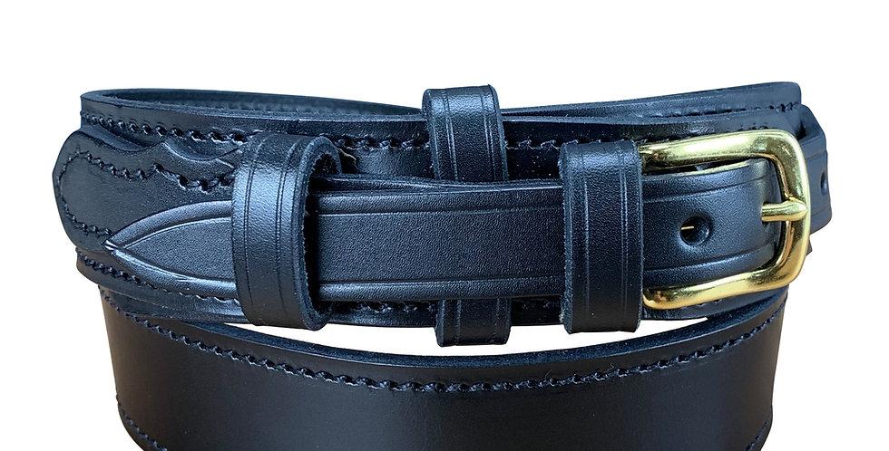 Ranger Leather Belt Black