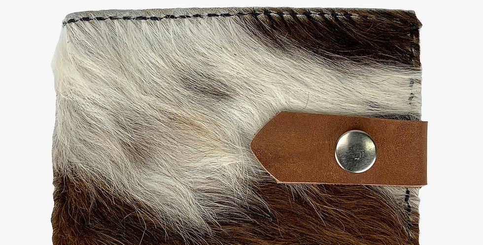 Cow Hide Leather Wallet