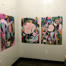 New paintings