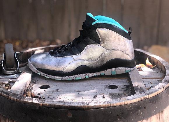 """Air Jordan 10 Retro """"Lady of Liberty"""""""