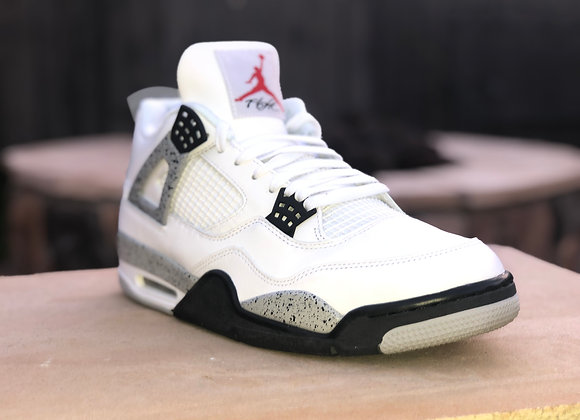 "AIR JORDAN 4 RETRO OG ""CEMENT"" 2016"