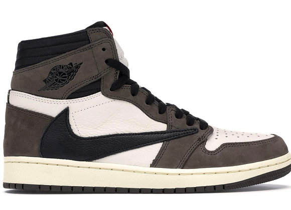 "TRAVIS SCOTT x AIR JORDAN 1 RETRO HIGH OG ""MOCHA"""