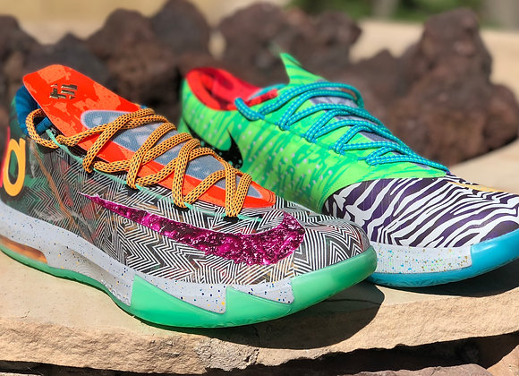 """KD 6 """"WHAT THE KD"""""""