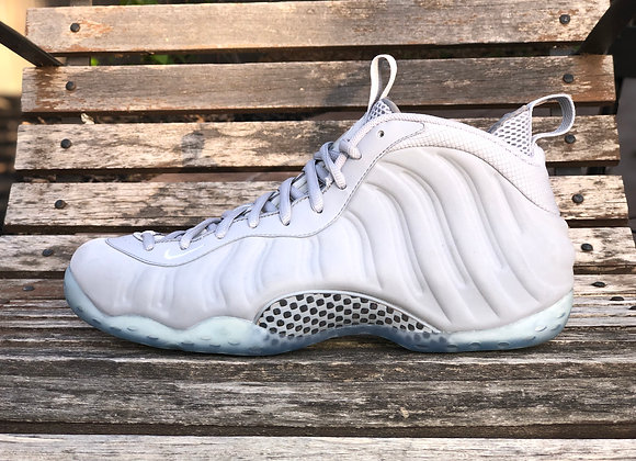 "AIR FOAMPOSITE ONE PRM ""WOLF GREY"""