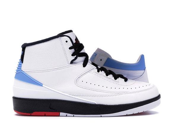 """Converse x Air Jordan 2 Retro """"Alumni"""""""