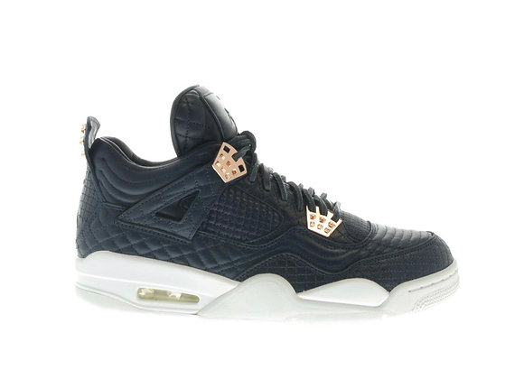 "Air Jordan 4 Retro PRM ""Obsidian"""