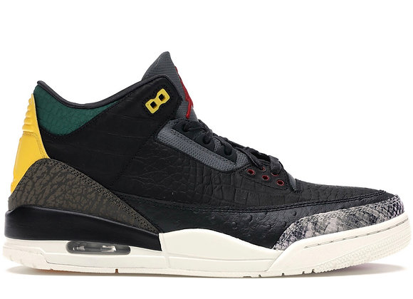 "Air Jordan 3 Retro SE ""Animal Instinct"""