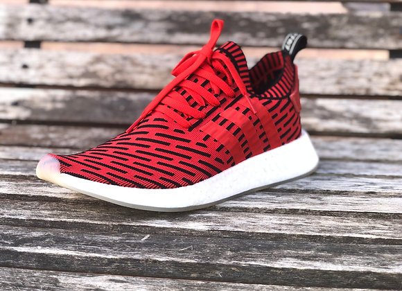 "Adidas NMD R2 ""Core Red"""