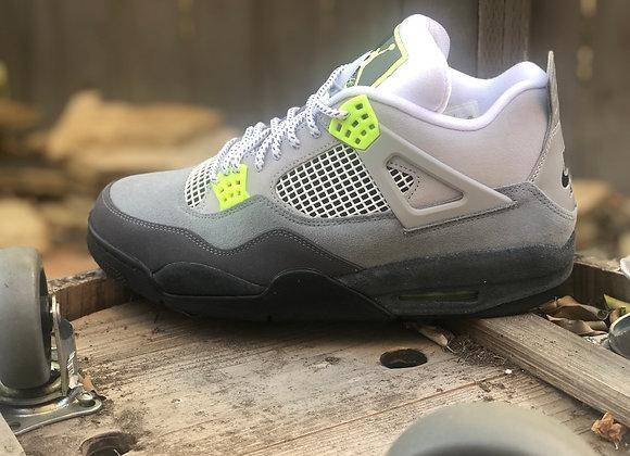 """Jordan 4 Retro SE """"Neon '95"""""""
