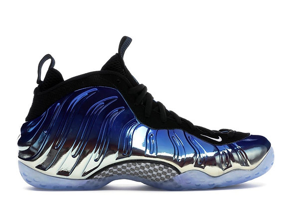 "Nike Air Foamposite One PRM ""Blue Mirror"""
