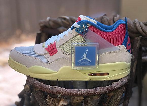 """Air Jordan 4 Retro Union """"Guava Ice"""""""