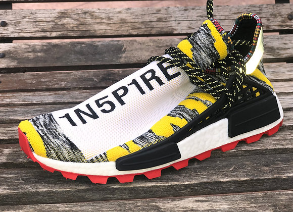"Adidas NMD Hu Pharrell ""Solar Pack Red"""