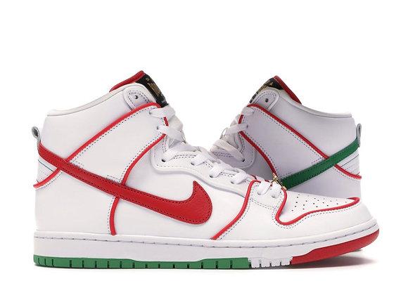 Nike SB Dunk Hi Paul Rodriguez Mexico