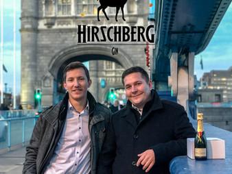 HIRSCHBERG GIN BEI DEN WORLD GIN AWARDS 2018
