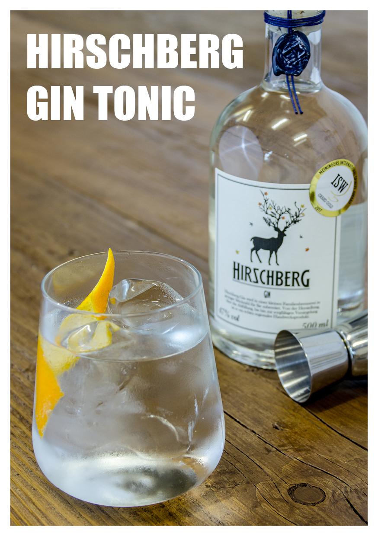 Hirschberg Gin Tonic