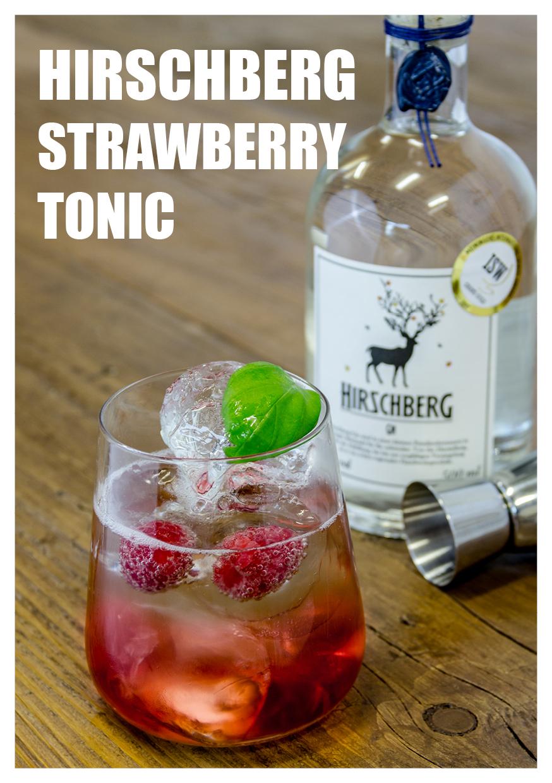 Hirschberg Strawberry Tonic
